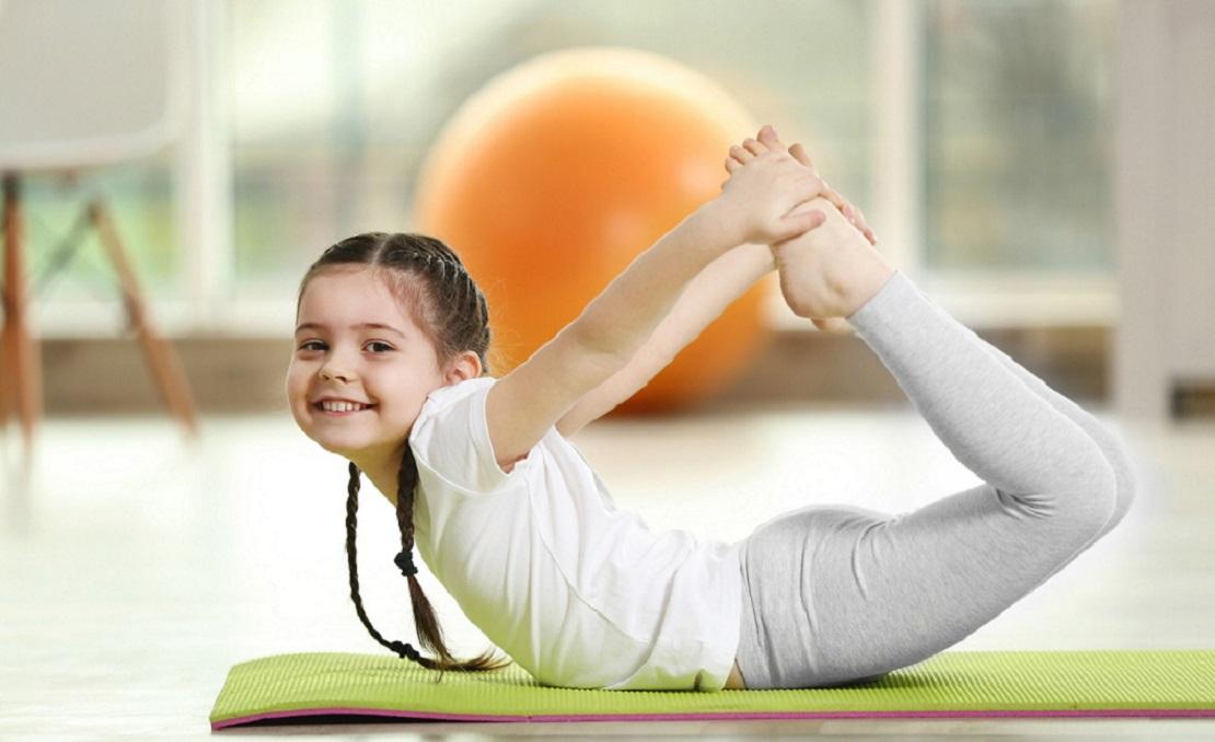 Йога для детей в Москве