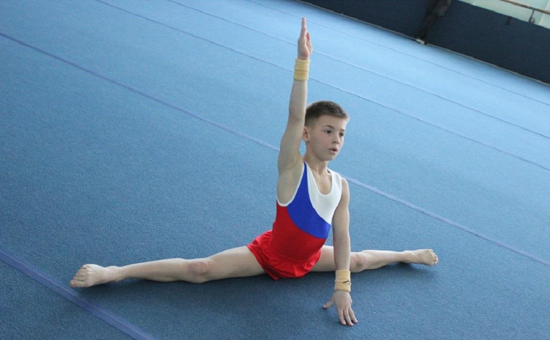 Школа спортивной гимнастики для мальчиков