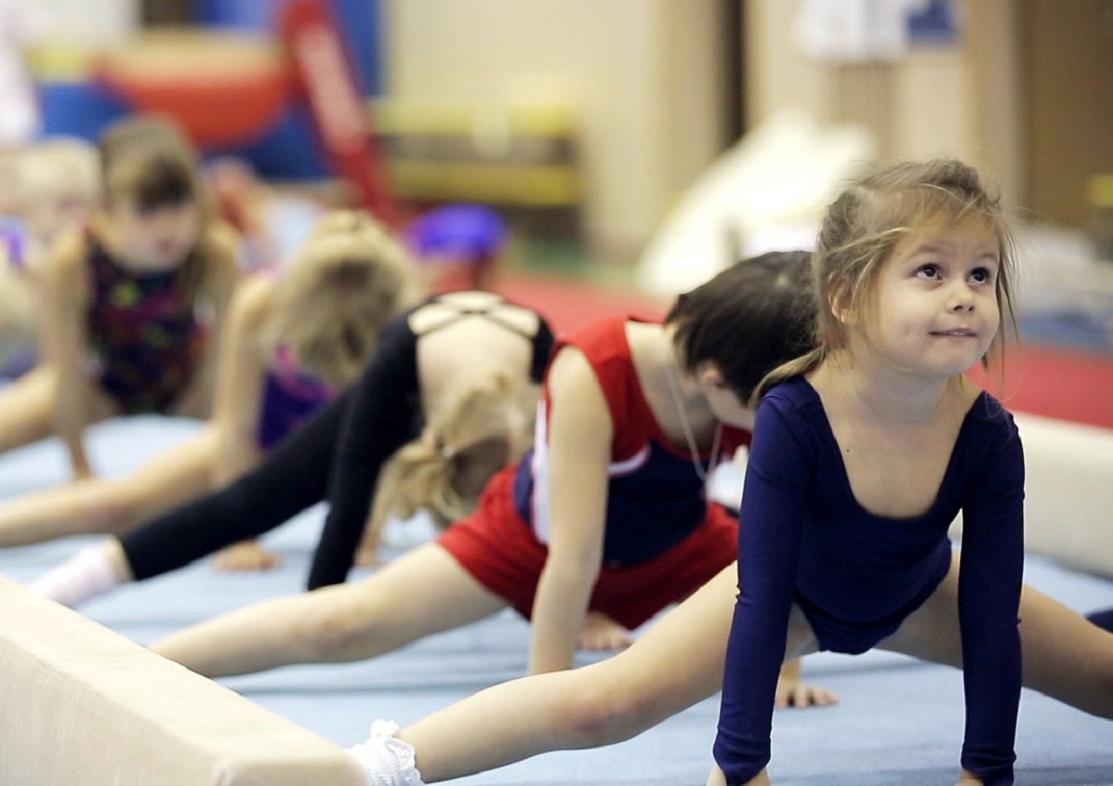 Спортивная гимнастика для детей в Химках