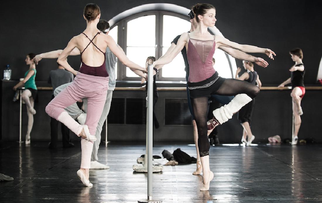 Классическая хореография для взрослых в Москве