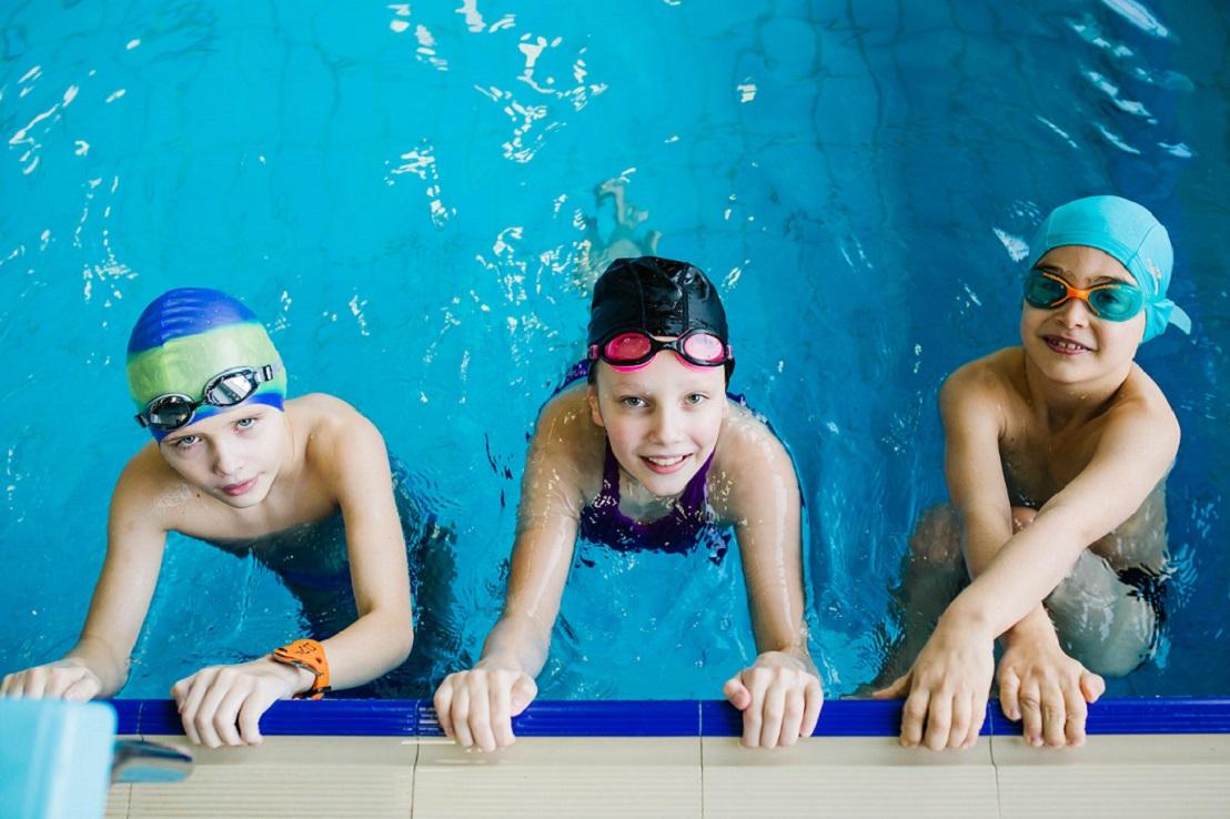 Бассейны с обучением плаванию детей