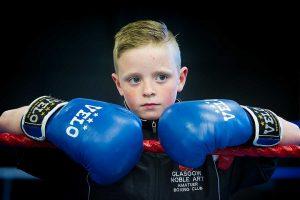 Бокс для начинающих детей
