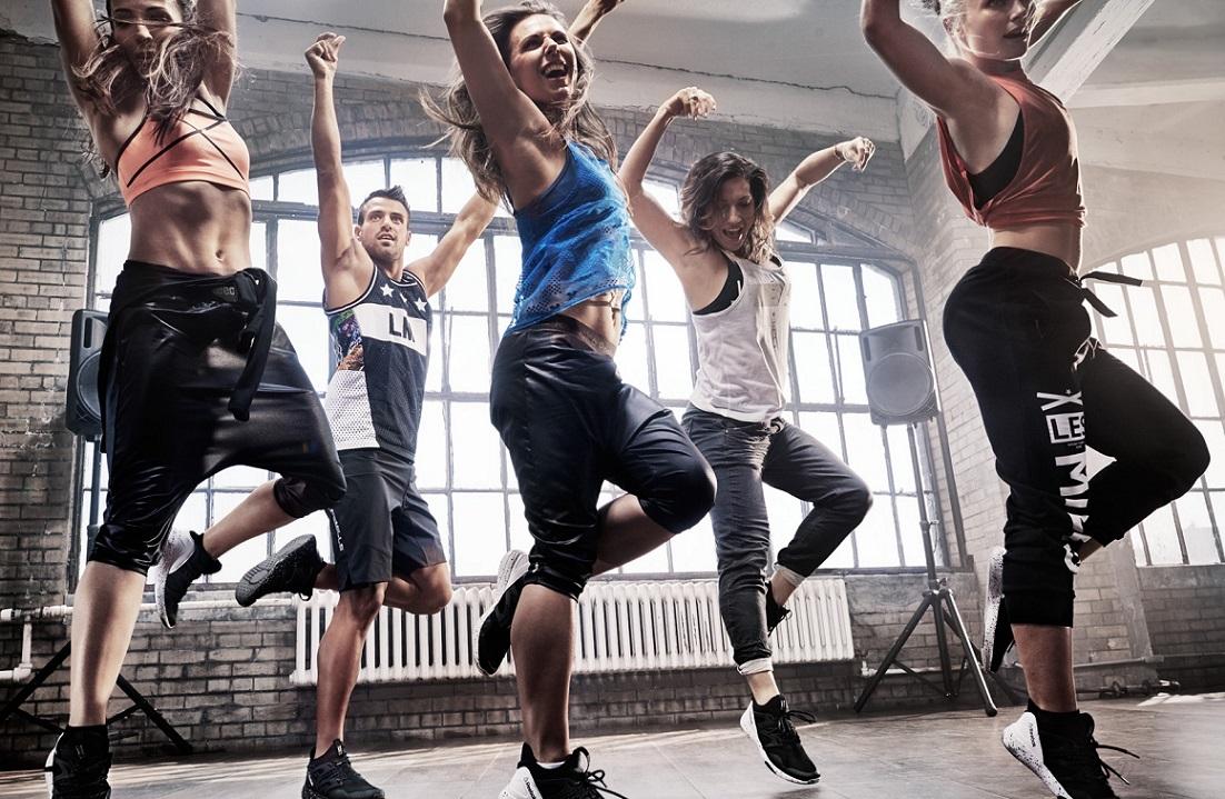 Школа танцев зумба в Москве