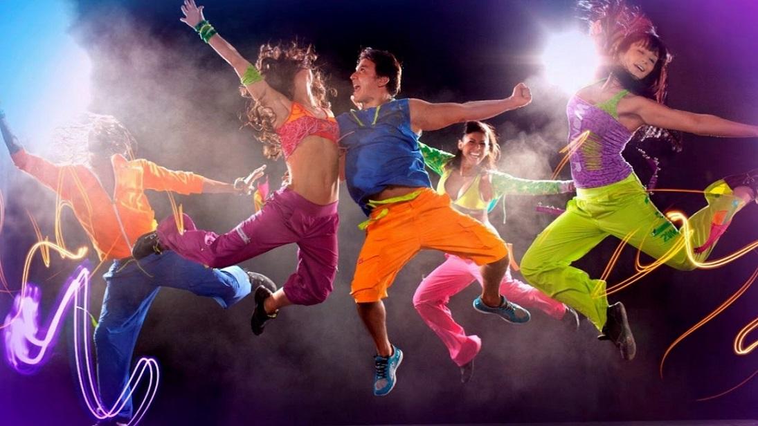 Латиноамериканские танцы зумба