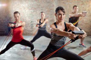Групповые фитнес- тренировки в Москве