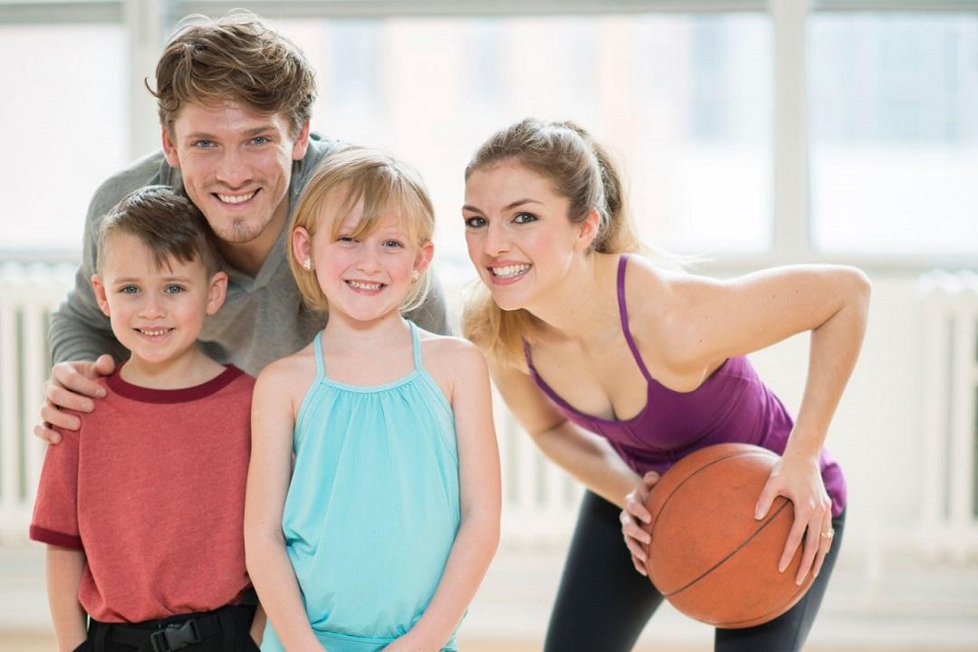 Семейный фитнес-клуб в Москве
