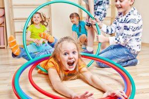 Фитнес- клуб с детской комнатой