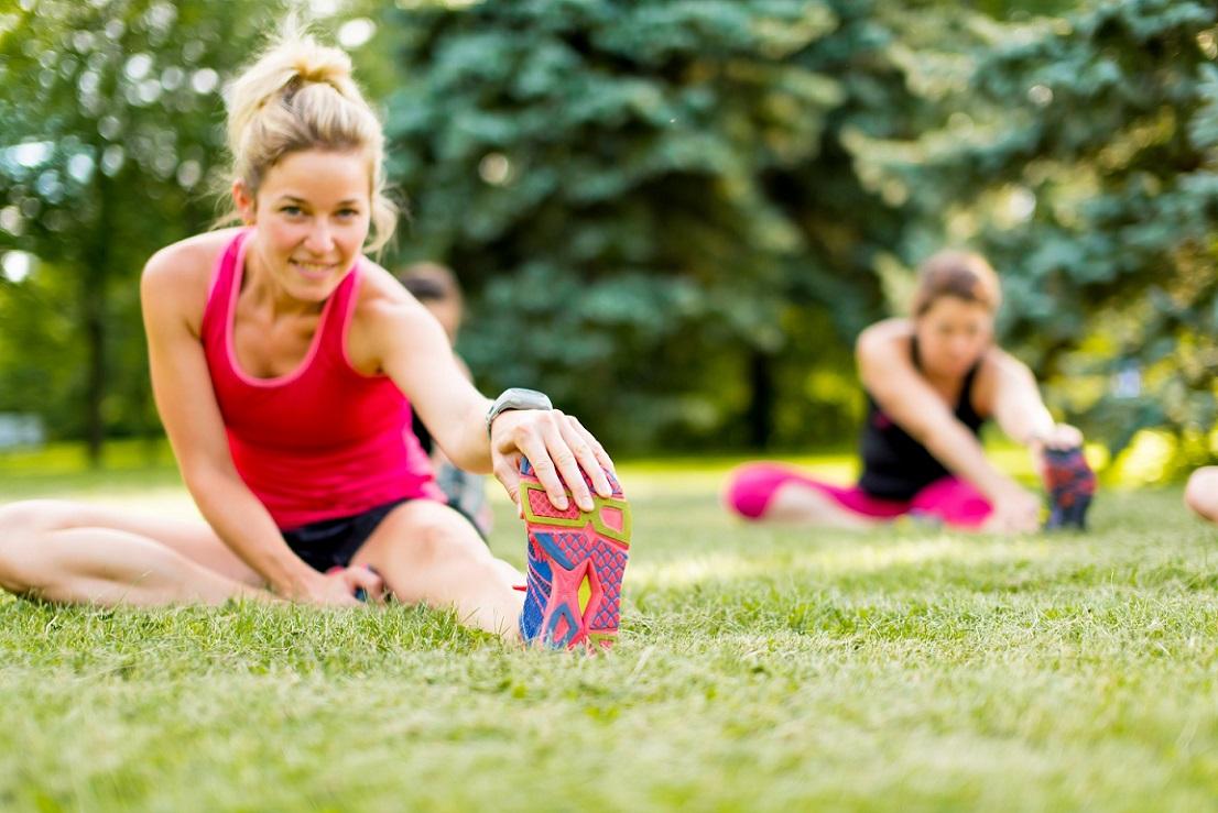 Outdoor тренировки в Москве