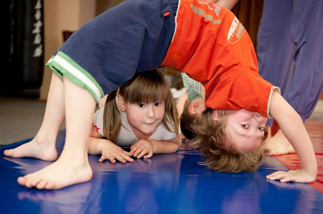 Спортивные секции для детей в Москве