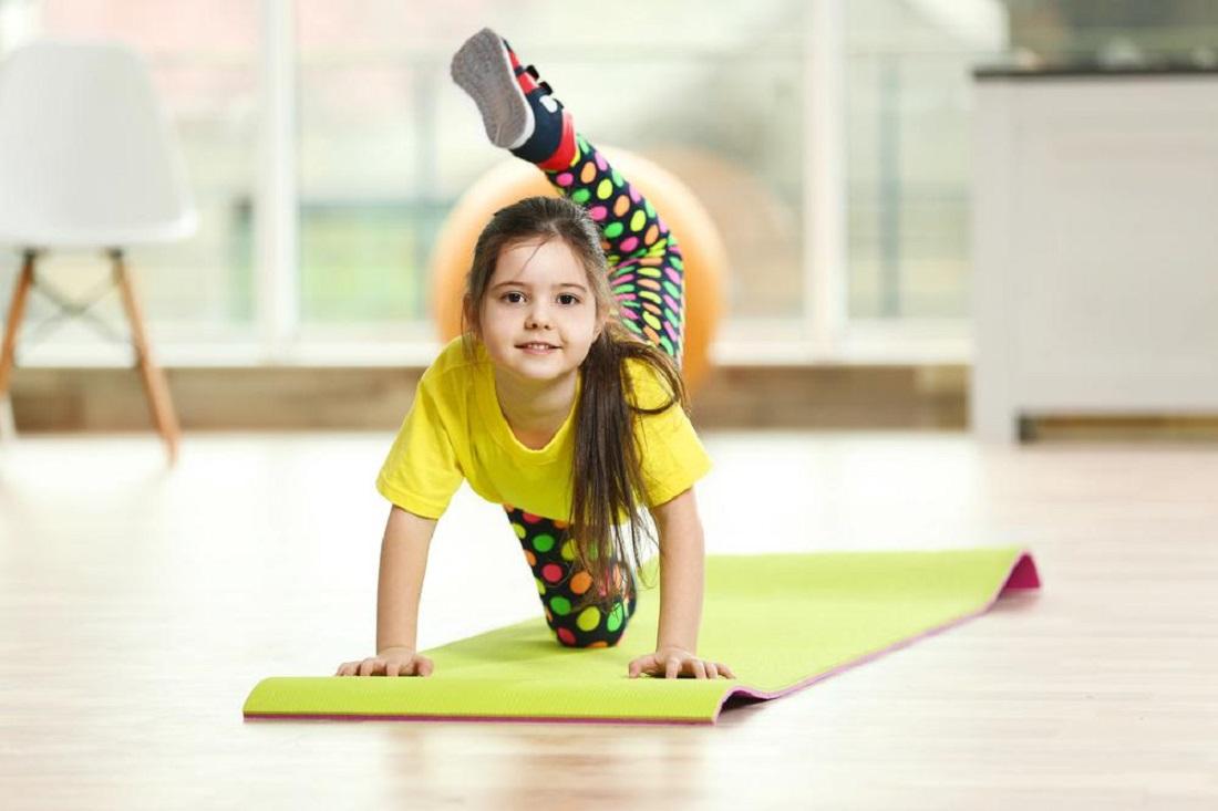 Детская фитнес карта