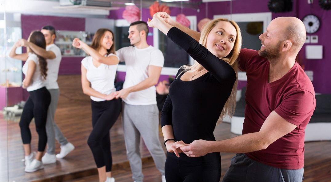 Спортивные танцы для взрослых в Москве