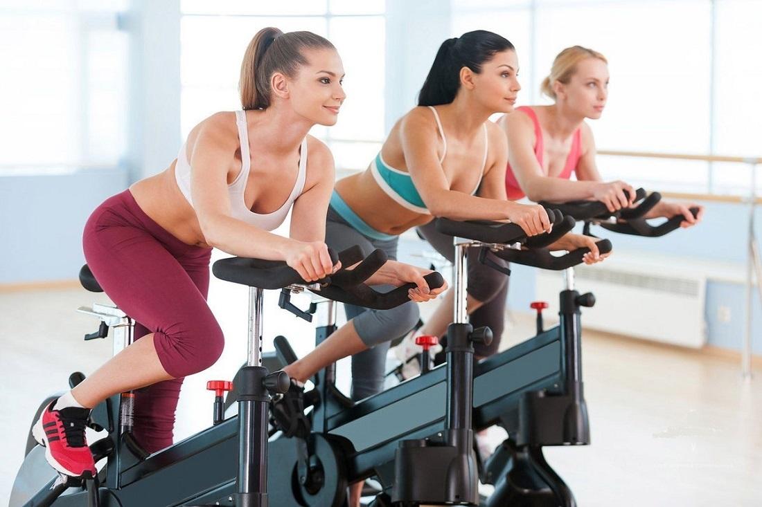 Фитнес на тренажерах для похудения