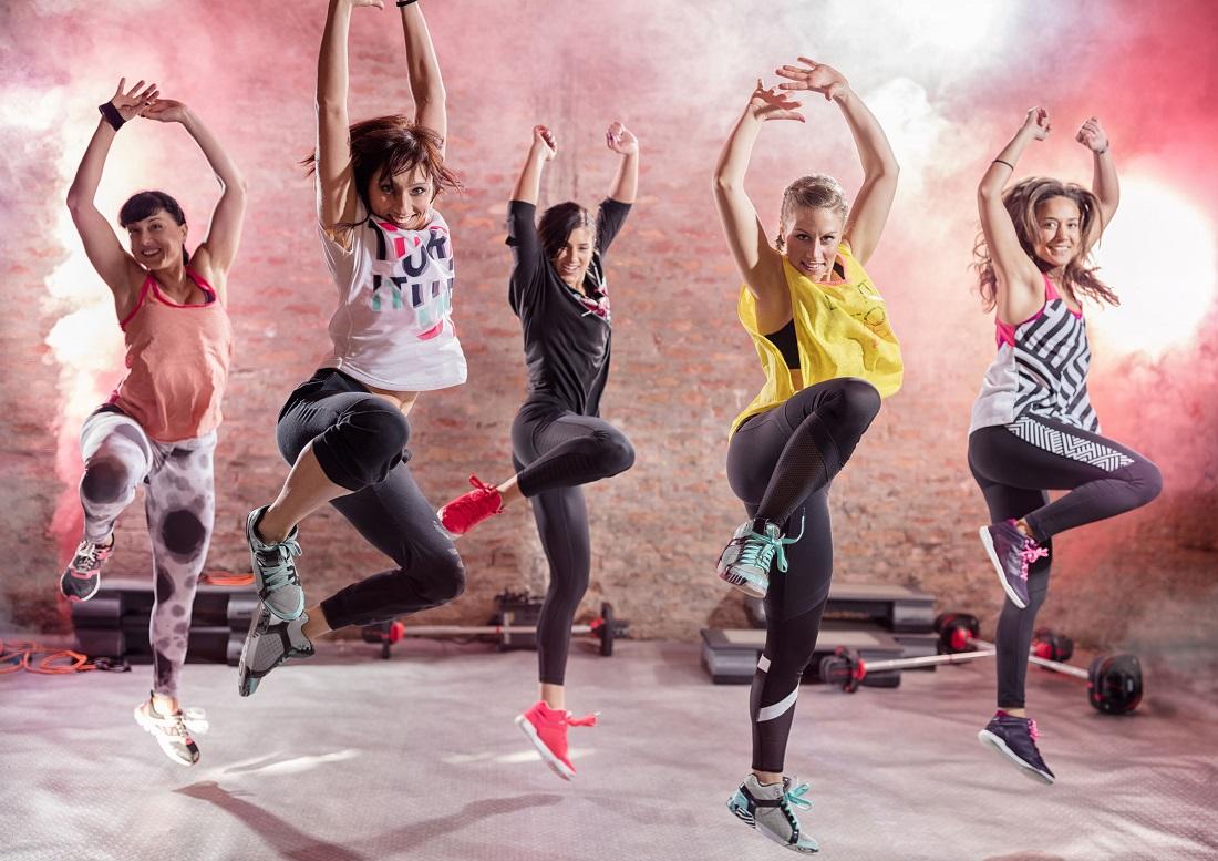 Танцевальный фитнес- клуб