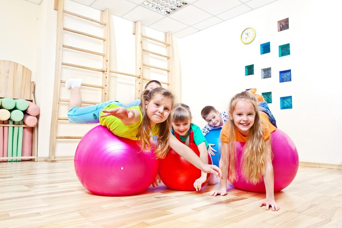 Детский фитнес- клуб в Митино
