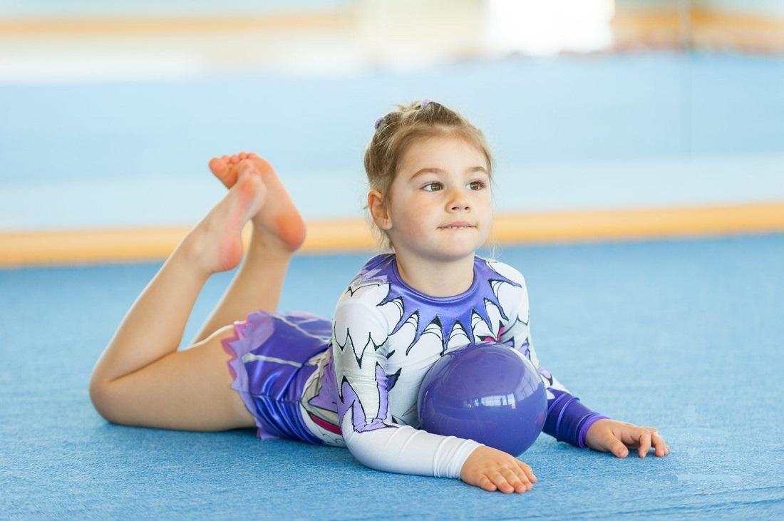 Гимнастика для детей в Митино