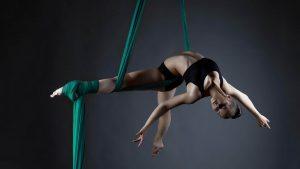 Воздушная гимнастика в Митино