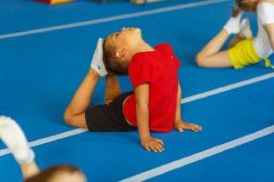Секции детской гимнастики в Москве