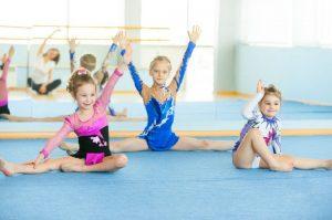 Школа гимнастики в Москве для детей