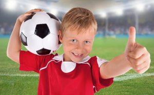 Футбол для детей в Новогорске
