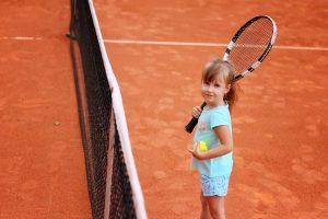 Большой теннис с 3 лет