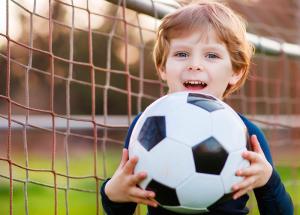Детский футбол в Химках