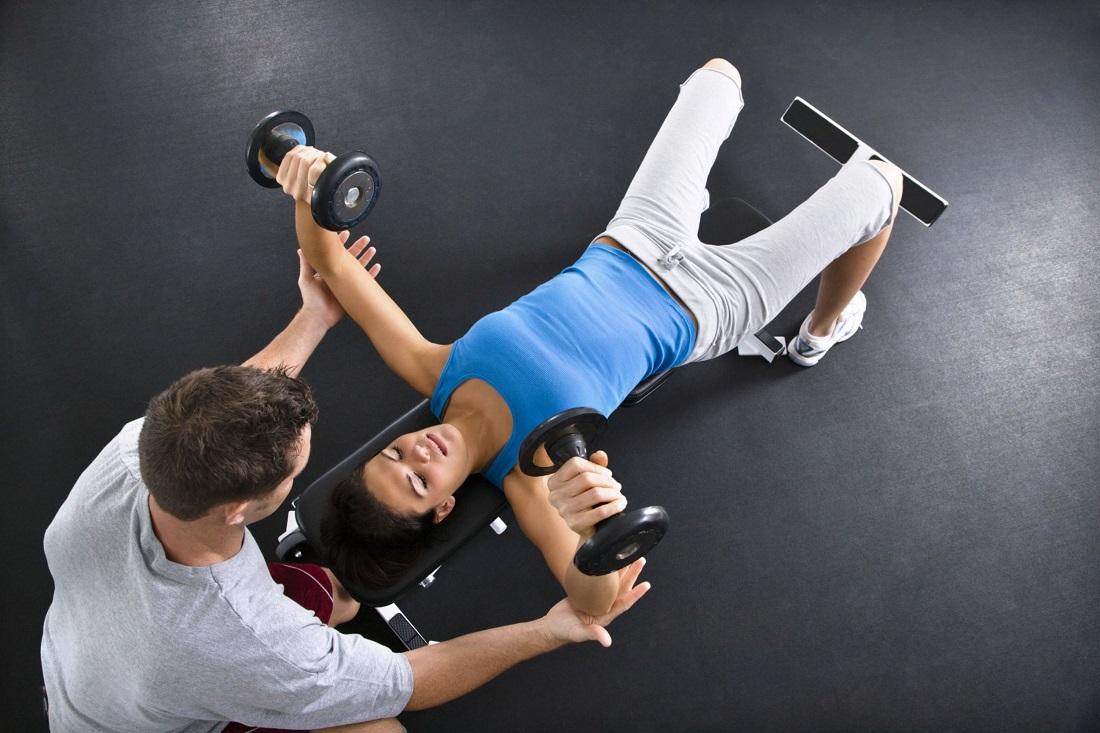 Польза персональных тренировок в тренажерном зале