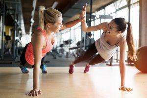 Польза от занятий фитнесом