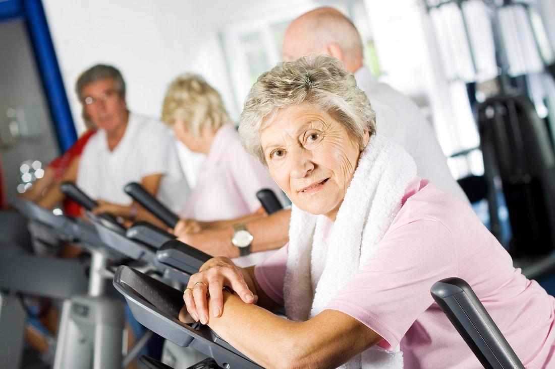 Фитнес для пенсионеров в Москве