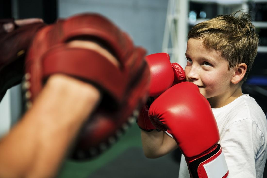 Тренировки в октагоне для подростков в Химках