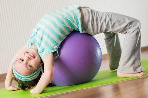 Здоровая спина для детей занятия