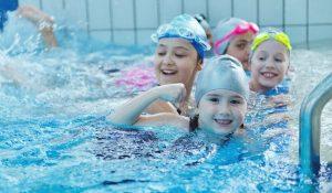 Мини - группа для детей по плаванию