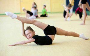 Акробатика для детей в Химках