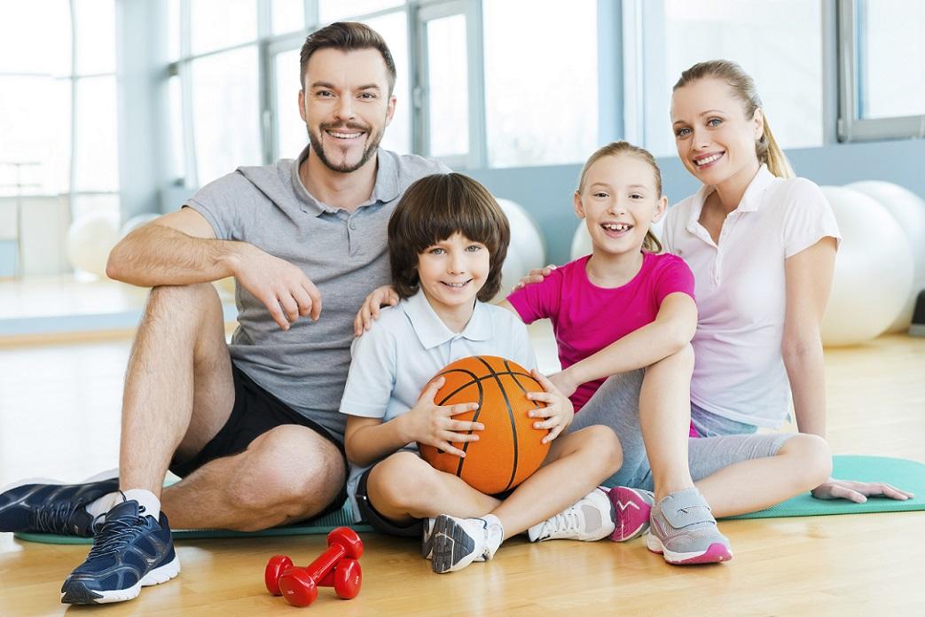 Фитнес клуб для всей семьи в москве ночные клубы на юго западе москвы