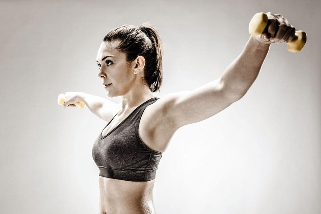 Тренировка Upper body