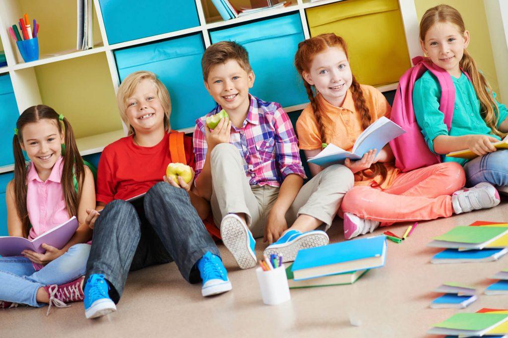 Учебный год стартовал! Для школьников и приготовишек открываем группу - Фитнес-продленка.