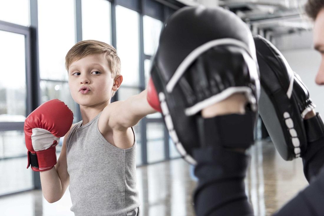 Курсы самообороны для детей в Москве