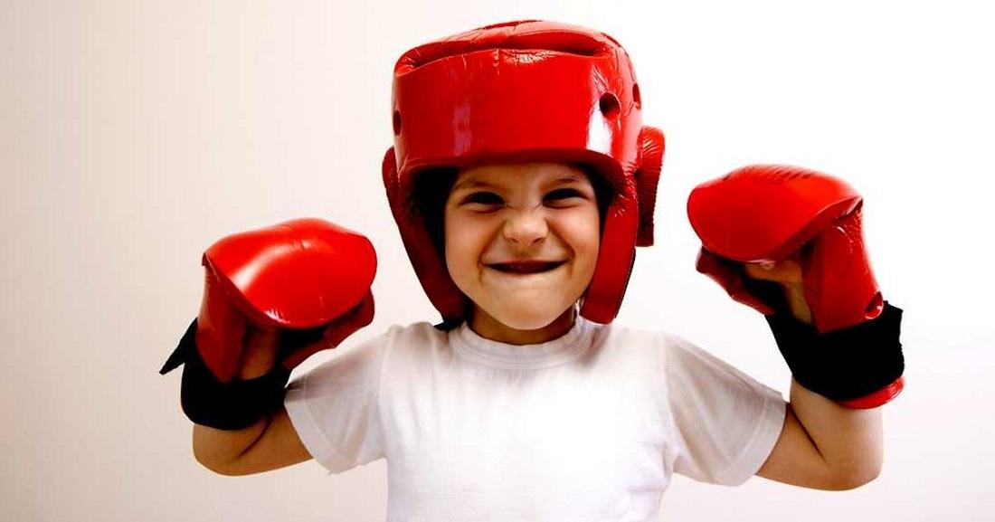 Детский бокс в ЦАО