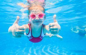 Обучение плаванию детей в ЦАО