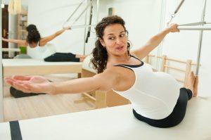 Физические упражнения во время беременности