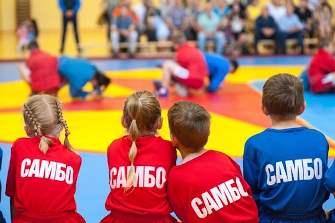 Самбо для детей в Химках