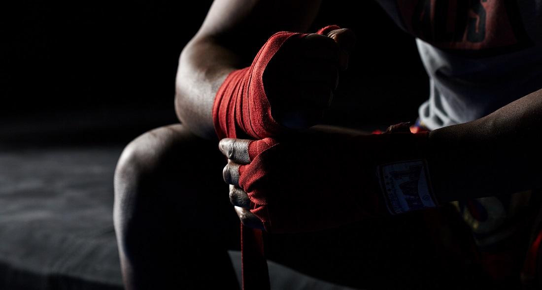 Муай-тай тренировки в Олимпийской деревне