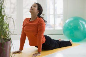 Реабилитационная йога